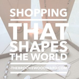 DVTD shopping that shapes the world